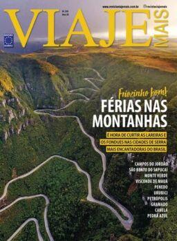 Revista Viaje Mais – maio 2021