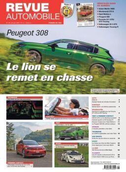 Revue Automobile – 24 juin 2021