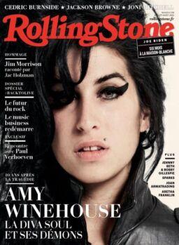 Rolling Stone France – juillet 2021