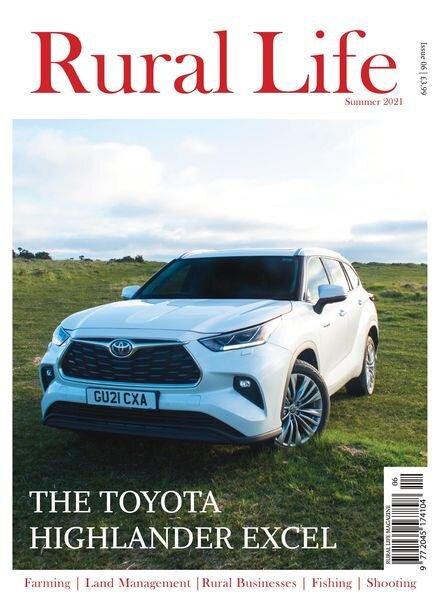 Rural Life – June 2021 Cover