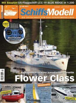 SchiffsModell – 17 Juni 2021