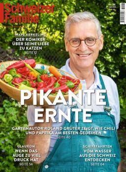 Schweizer Familie – 01 Juli 2021
