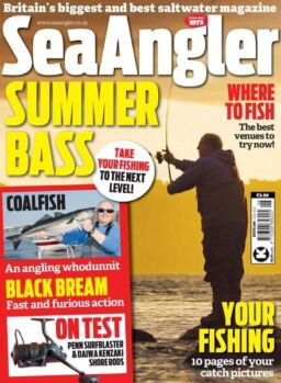 Sea Angler – June 2021