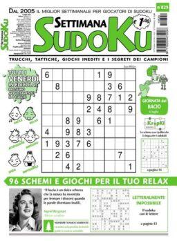 Settimana Sudoku – 30 giugno 2021