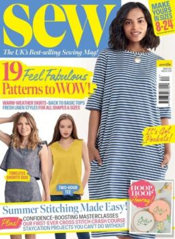 Sew – Issue 152 – August 2021