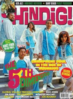 Shindig! – Issue 116 – June 2021