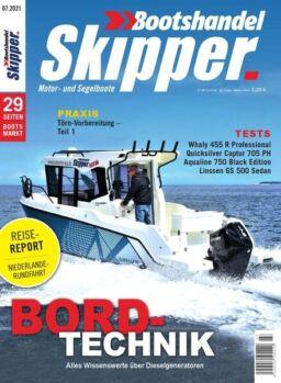 Skipper Bootshandel – Juni 2021