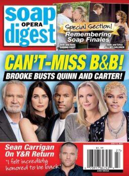 Soap Opera Digest – July 05, 2021