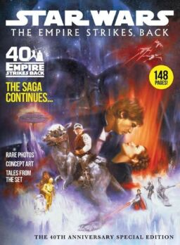 Star Wars The Empire Strikes Back 40th Anniversary Special Edition – June 2021