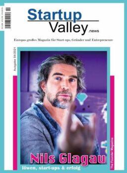 StartupValley – 02 Juli 2021
