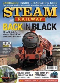 Steam Railway – 25 June 2021