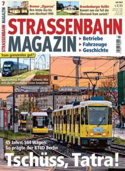 Strassenbahn Magazin – 25 Juni 2021