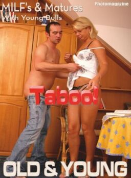 Taboo! Old & Young Adult Photo Magazine – June 2021