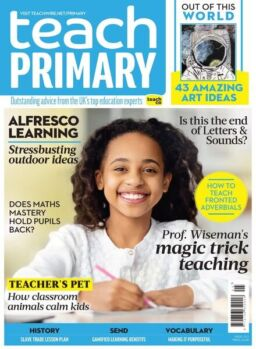 Teach Primary – July 2021
