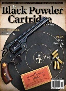 The Black Powder Cartridge News – Spring 2021