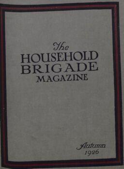 The Guards Magazine – Autumn 1926