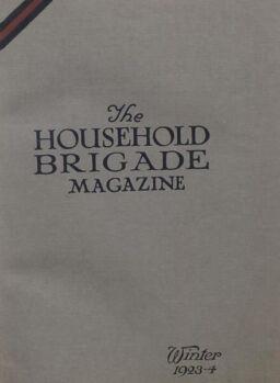 The Guards Magazine – Winter 1923-4