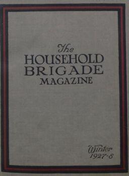 The Guards Magazine – Winter 1927-8