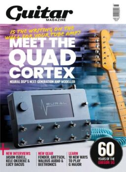 The Guitar Magazine – August 2021
