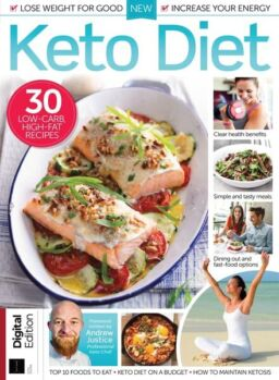 The Keto Diet Book – July 2021