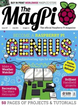 The MagPi – July 2021