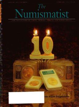The Numismatist – February 1996