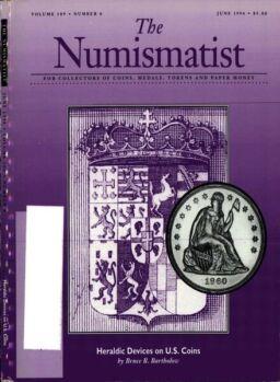 The Numismatist – June 1996