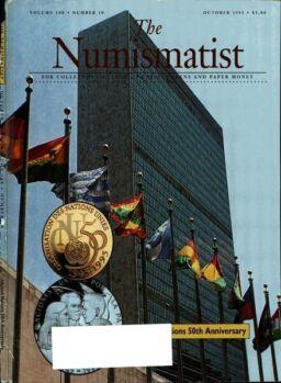 The Numismatist – October 1995