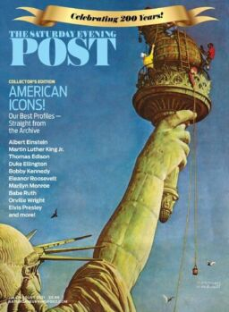 The Saturday Evening Post – July-August 2021