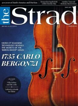 The Strad – July 2021
