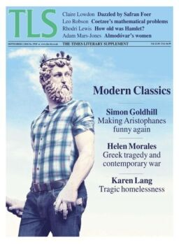 The Times Literary Supplement – 2 September 2016
