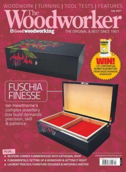 The Woodworker & Woodturner – July 2021
