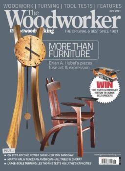 The Woodworker & Woodturner – June 2021