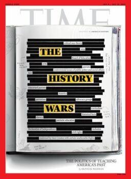 Time USA – July 05, 2021