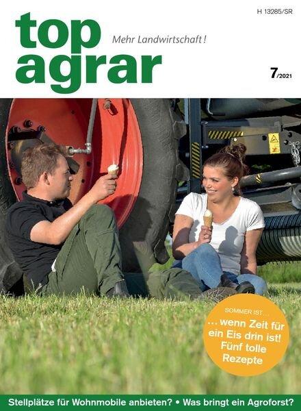 topagrar Osterreich – Juni 2021 Cover
