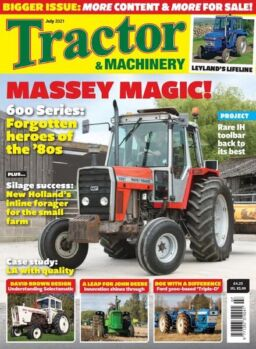 Tractor & Machinery – July 2021