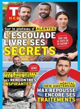 TV Hebdo – 10 juillet 2021