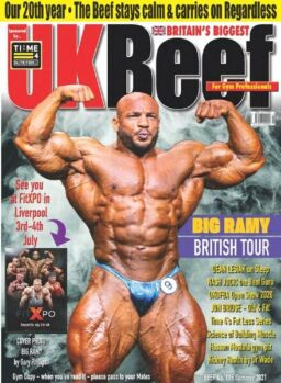 UK Beef – Issue 115 – Summer 2021