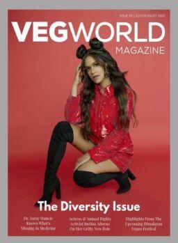 Vegworld – July-August 2021