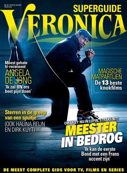 Veronica Magazine – 19 juni 2021 Cover