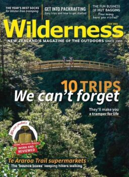 Wilderness – July 2021