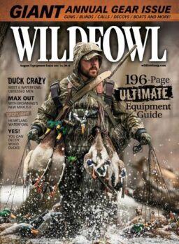 Wildfowl – August 2021