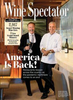 Wine Spectator – August 31, 2021