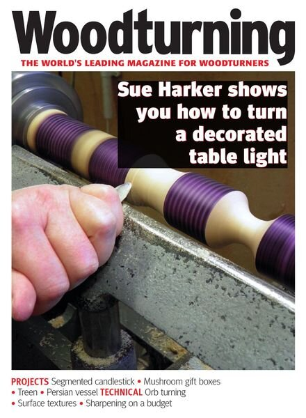 Woodturning – Issue 358 – June 2021 Cover