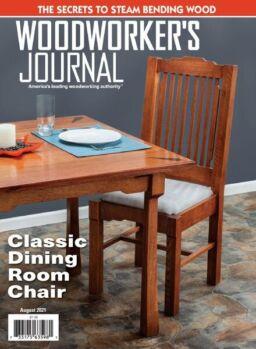 Woodworker's Journal – August 2021