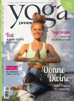 Yoga Journal Italia N.152 – Giugno 2021