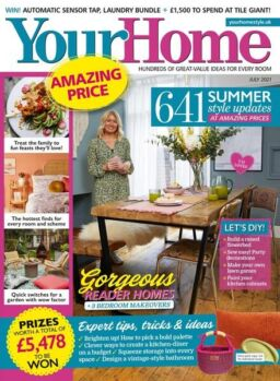 Your Home – July 2021