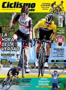 Ciclismo a Fondo – julio 2021
