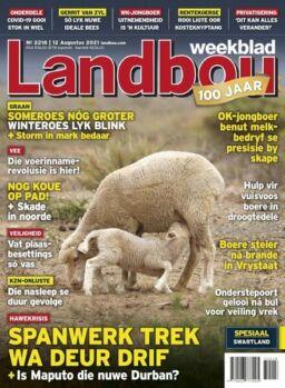 Landbouweekblad – 12 Augustus 2021