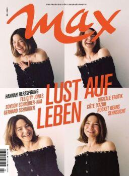 MAX Magazin – Juli 2021